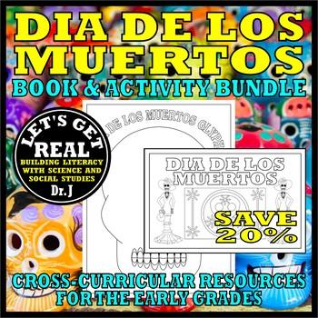 DIA DE LOS MUERTOS (Day of the Dead) BOOK AND BASIC SKILLS BUNDLE
