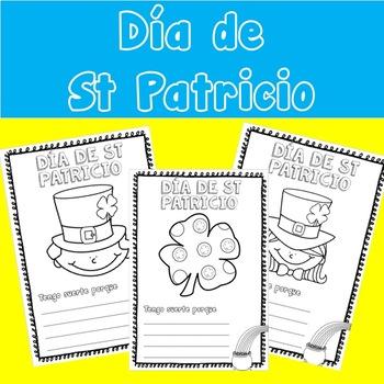 St Patricks Day Spanish Teaching Resources | Teachers Pay Teachers