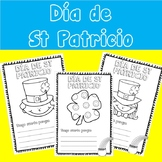 DIA DE ST PATRICIO / St Patricks Day Spanish