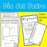 DIA DEL PADRE Fathers Day in Spanish