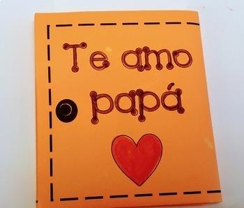 DIA DEL PADRE/ FATHERS DAY/ BILLETERA CARGADA DE AMOR