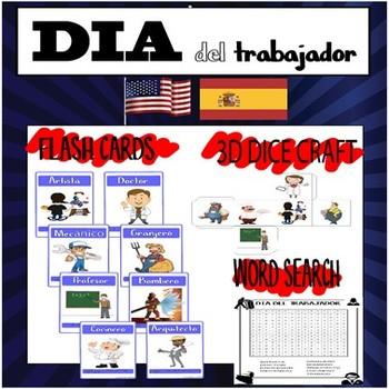 LABOR DAY  - DIA DEL TRABAJO SPANISH