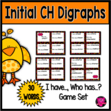 CH Beginning Digraphs I have Who Has Game