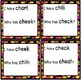 CH Digraphs I have Who Has Games for Initial Words with Beginning Digraphs