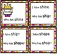 Phonics Digraphs with Initial and Ending Digraphs of SH Game Set