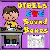 DIBELS CVC Sound Boxes