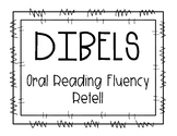 DIBELS DORF Retell Quality Growth Clip Chart