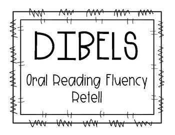 DIBELS DORF Retell Quality Growth Clip Chart