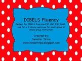 DIBELS Fluency