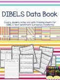 DIBELS Next Data Book - Covers, Dividers, Notes & Data Pag