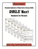 DIBELS Next Parent Handouts-Revised