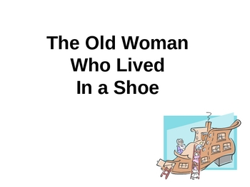 DIBELS Oral Reading Fluency Practice with The Old Woman and the Shoe