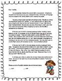 DIBELS Parent Letter