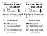 DIBELS Partner Retell Checklist