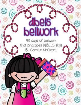 DIBELS Prep Bellwork