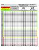 DIBELS Progress Monitoring Record Sheets