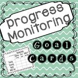 DIBELS Score and Goal Cards