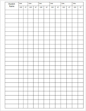 DIBLES Monthly Data Sheet ORF and RT - Editable