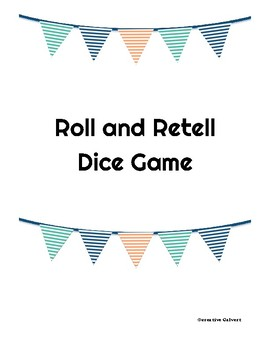DICE Game for RETELL
