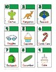 DICE-O Articulation Card/Dice Game for Speech Therapy -- /k/ & /g/