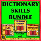 DICTIONARY SKILLS BUNDLE • 3 FUN SETS