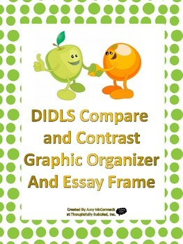 DIDLS Comparing and Contrasting Two Texts