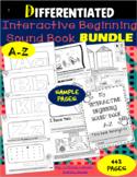 DIFFERENTIATED Interactive Beginning Sound A-Z Book..DISTA