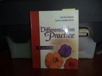 DIFFERENTIATION IN PRACTICE ISBN 0-87120-760-5
