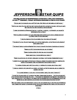 DIG SOME JEFFERSON STAR QUIPS!