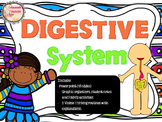 DIGESTIVE SYSTEM PACK: PowerPoint, Student notes, Fold-Ups and Thinking Routines