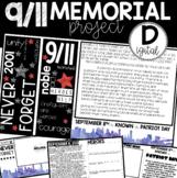 DIGITAL 9/11 Memorial Project