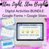 DIGITAL ACTIVITIES FOR STAR LIGHT, STAR BRIGHT || sol-mi & ta-titi
