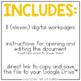 DIGITAL Adapted Work Binder ( Morning Calendar )