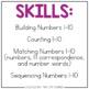 DIGITAL Adapted Work Binder ( Numbers 1-10 )