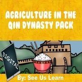 DIGITAL Agriculture in Qin Dynasty China Pack