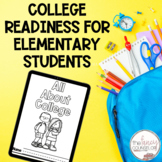 DIGITAL All About College Elementary School Unit for Googl
