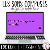DIGITAL Apprendre les sons composés (FRENCH Sounds) for Go