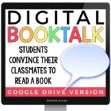 DIGITAL BOOK TALKS  INDEPENDENT NOVEL ASSIGNMENT   GOOGLE | DIGITAL LEARNING