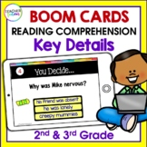 DIGITAL BOOM CARDS Identifying Key Details