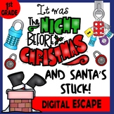 DIGITAL ESCAPE (CHRISTMAS THEMED)