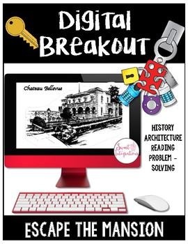 DIGITAL BREAKOUT: Escape the Mansion With U.S. History and Problem-Solving