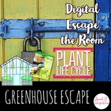 DIGITAL ESCAPE ROOM: The Greenhouse Escape Plant Life Cycle