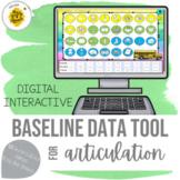DIGITAL Baseline Data Tool for Articulation