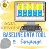 DIGITAL Baseline Data Tool for Language