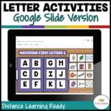 DIGITAL Basic Skills File Folders: Alphabet Skills for Dis