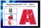 DIGITAL Beginning Sounds A-Z - Deck 1 ... Gr  K-1-2  BOOM Internet™ Task Cards