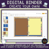 DIGITAL Binder: Create Your Own!