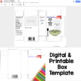 DIGITAL CEREAL BOX BOOK REPORT PROJECT FOR GOOGLE DRIVE™