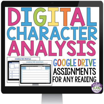 DIGITAL CHARACTER ANALYSIS ASSIGNMENTS GOOGLE DRIVE