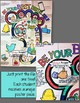 DIGITAL CITIZENSHIP WRITING ACTIVITY, POSTER, GROUP COLLAB
